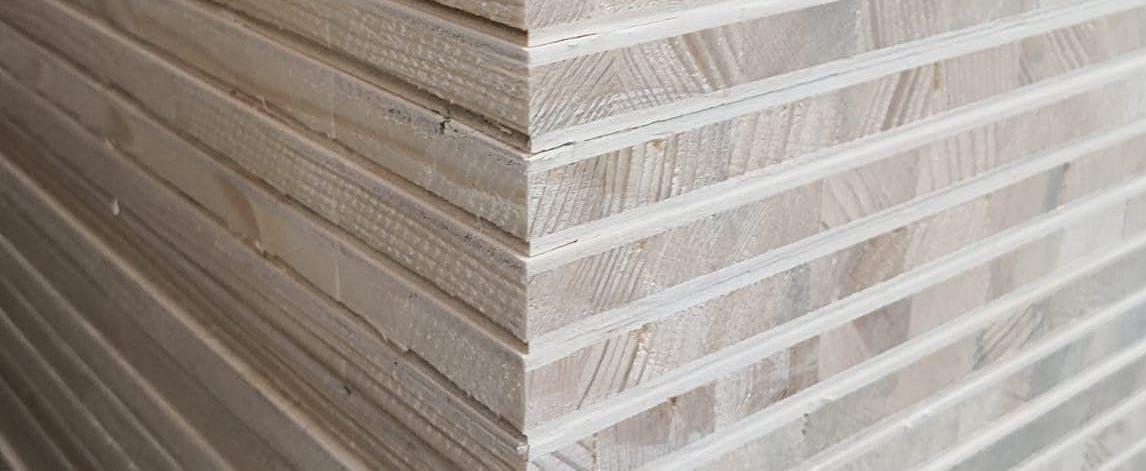 5-ply blockboard