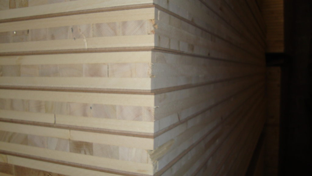 triple core poplar + HDF
